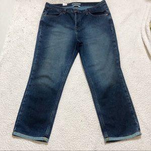 Tommy Hilfiger hipster women's blue jeans  Sz 14